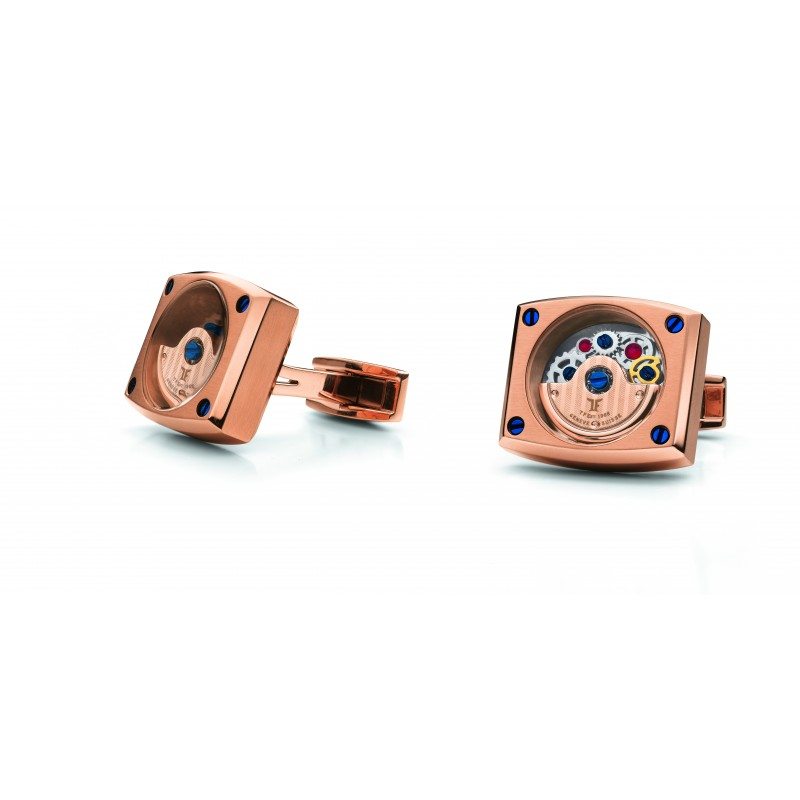 Automatic - Stainless Steel Rose Gold plated