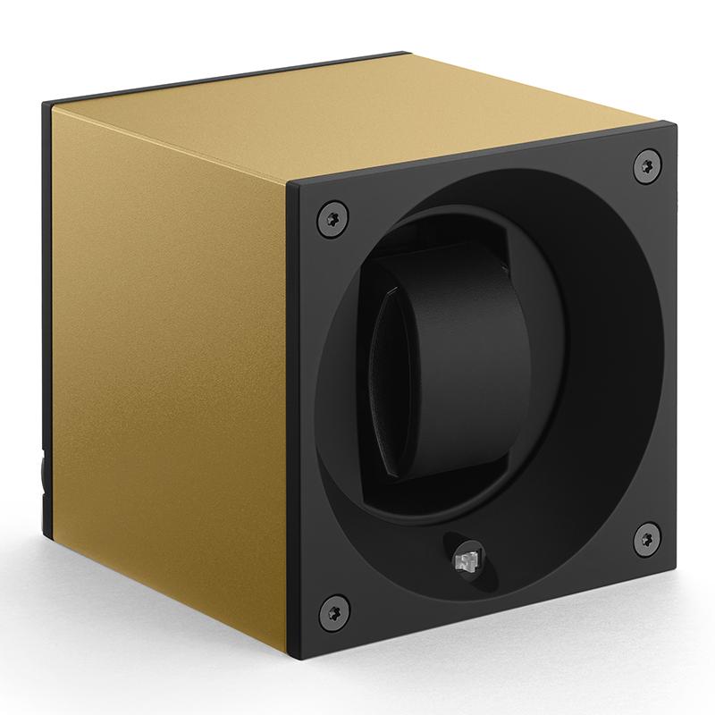 MASTERBOX Aluminium - Yellow Gold