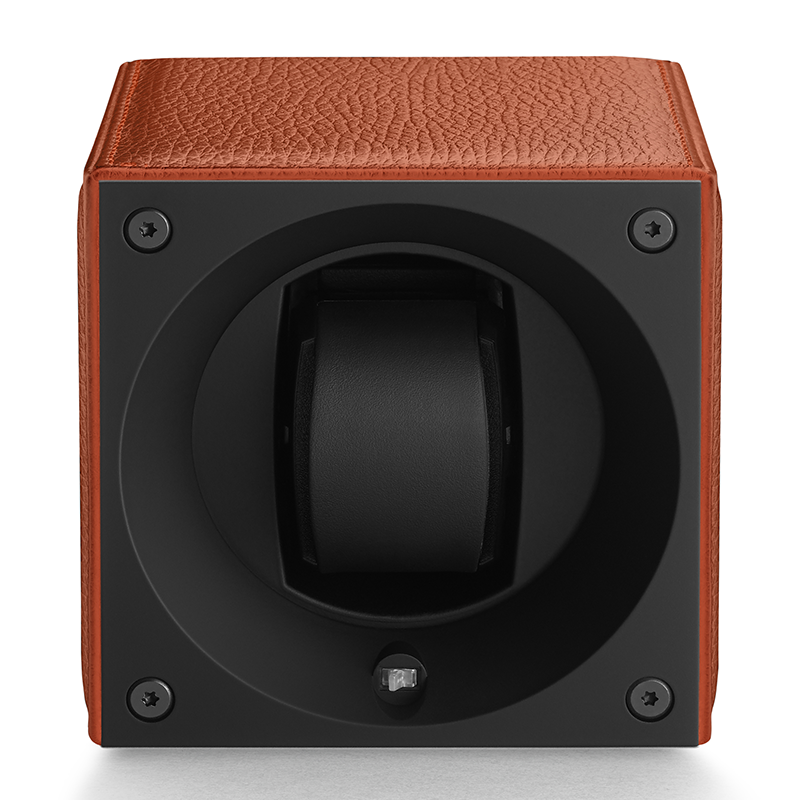 MASTERBOX Leather - Grained Leather Orange