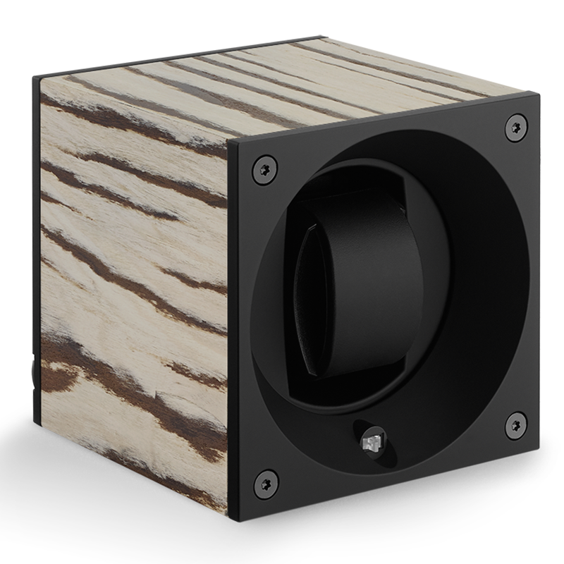 MASTERBOX Wood - Matt Zebra