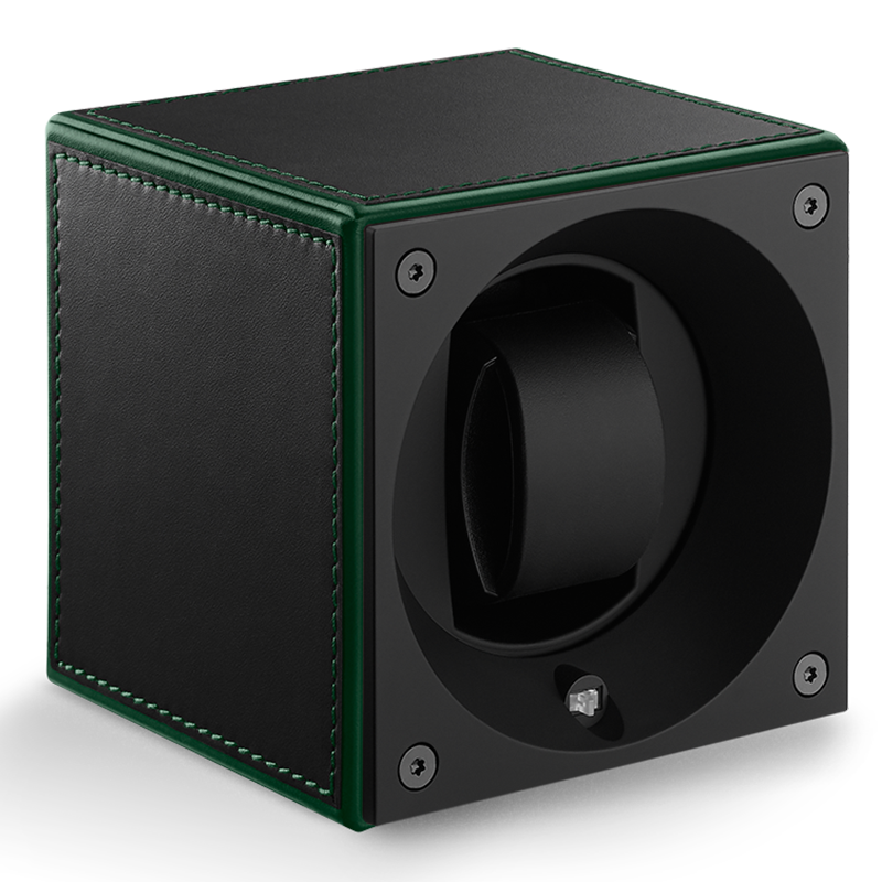 MASTERBOX Leather - Dark Green