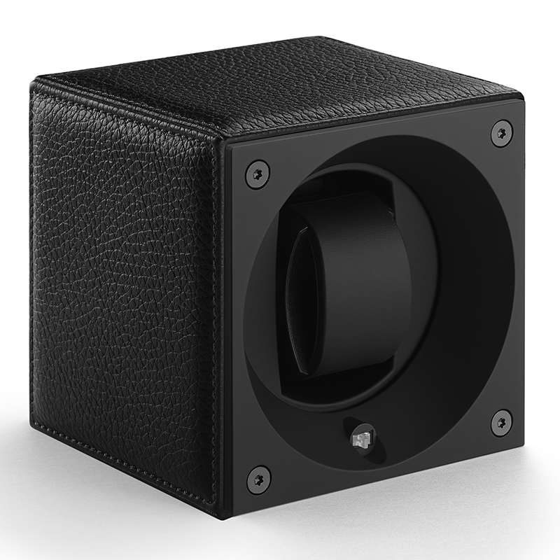 MASTERBOX Leather - Grained Leather Black