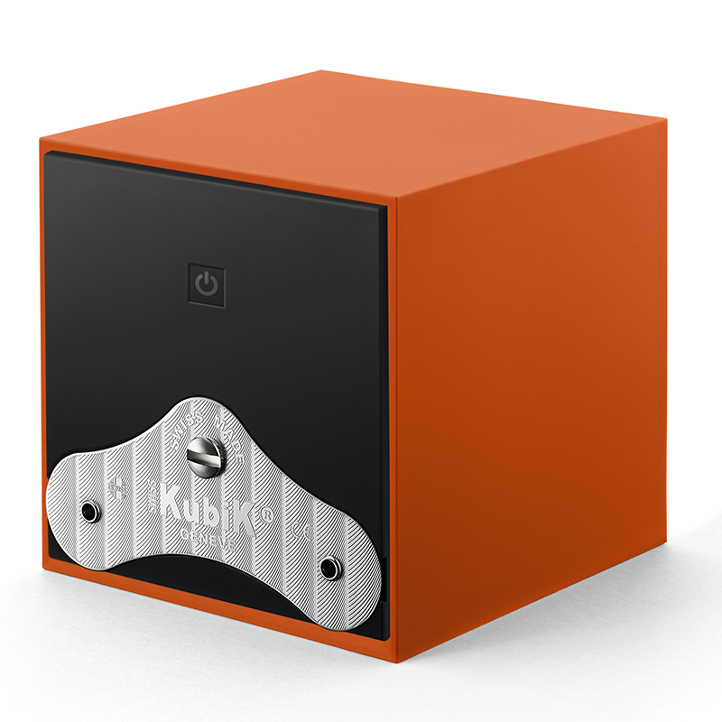 STARTBOX - Orange Soft Touch