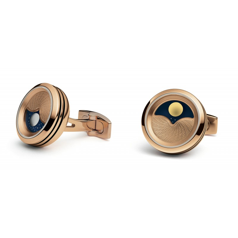Planet - Stainless Steel Rose Gold plated