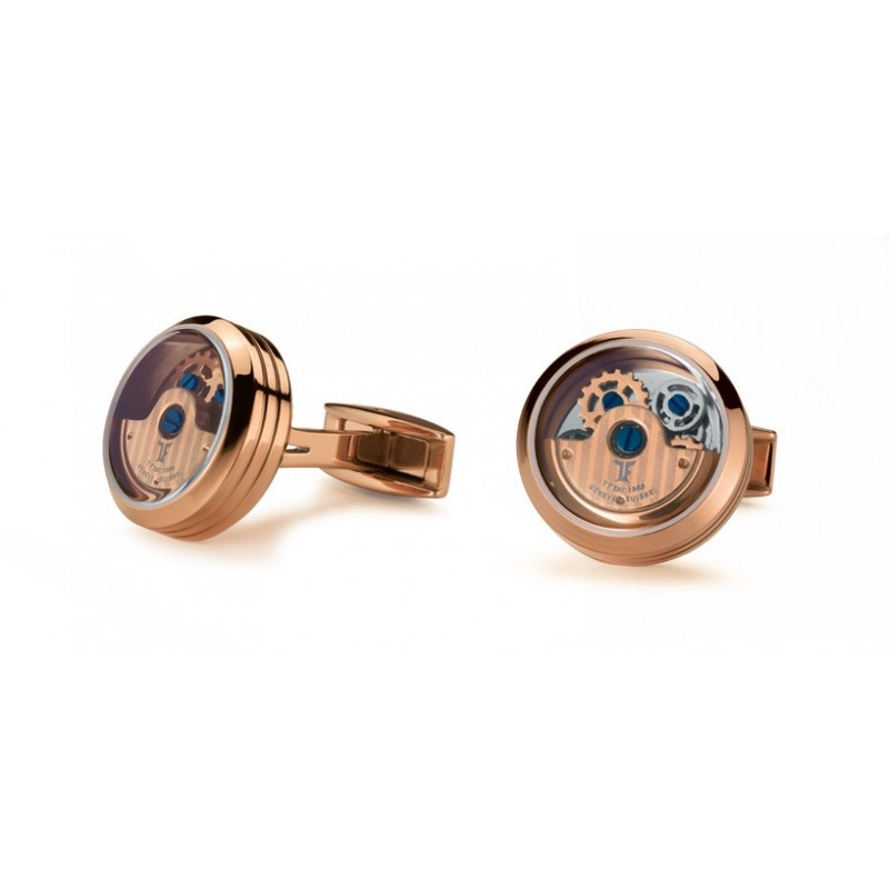 Rotor - Stainless Steel Rose Gold plated