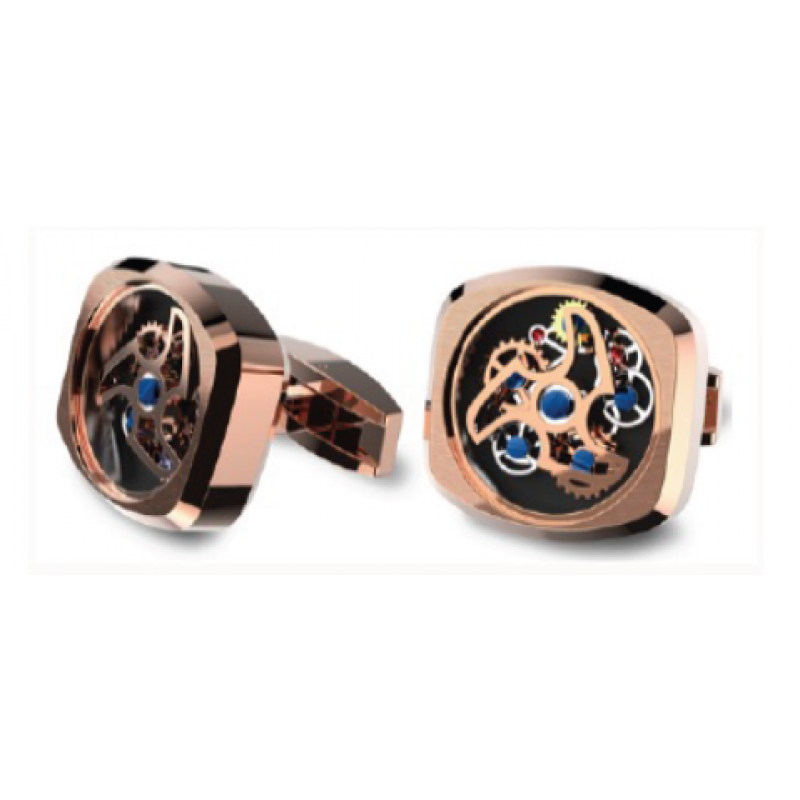 LeRhöne - Stainless Steel Rose Gold plated