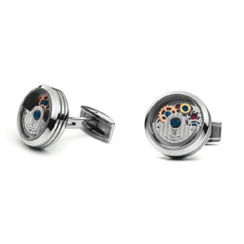 Rotor Classic - Stainless Steel Rhodium plated