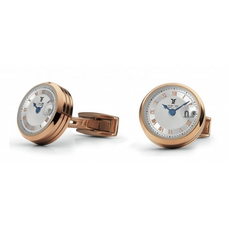 Big Date - Stainless Steel Rose Gold plated