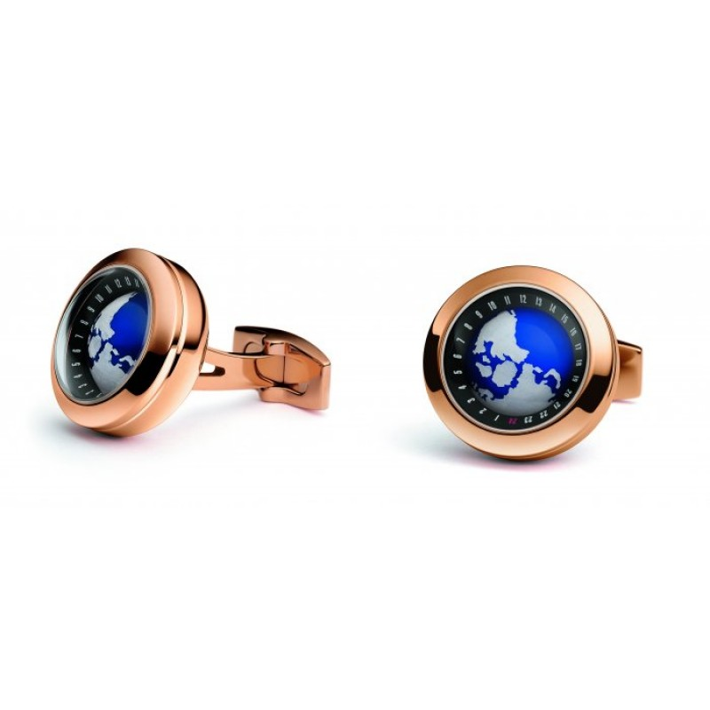 Globe - Stainless Steel Rose Gold plated