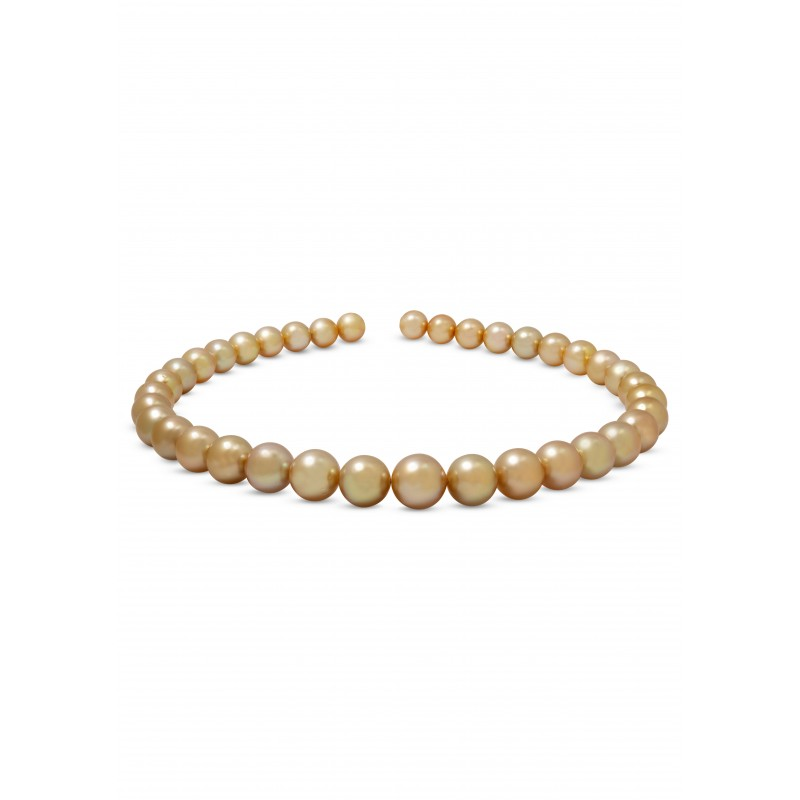 Precious South Sea Pearls Necklace