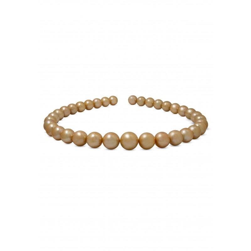 Precious South Sea Pearls Necklace