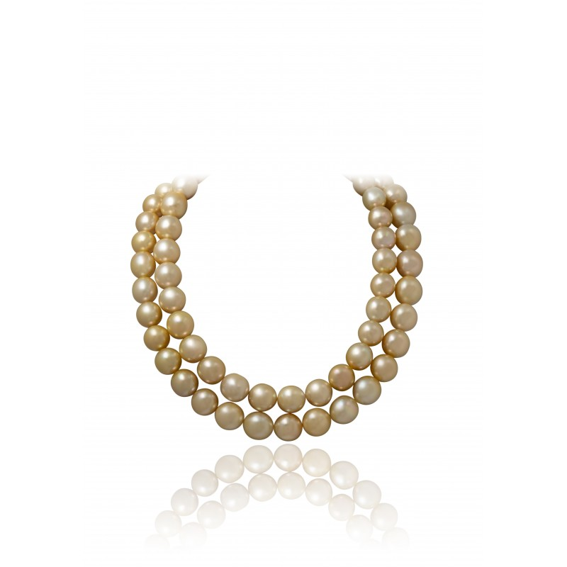 Glamourous South Sea Pearls Necklace