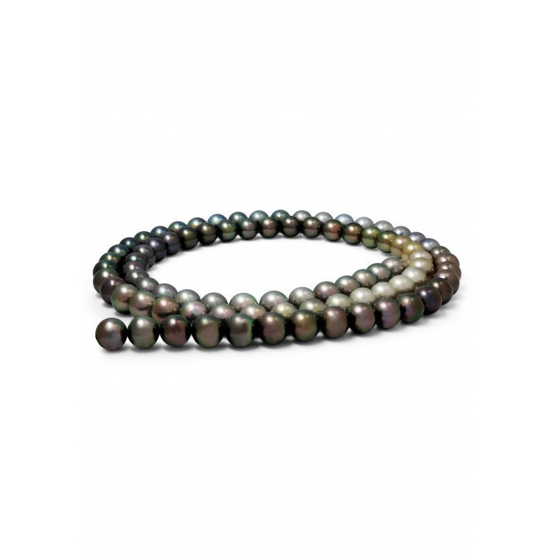 Superb Tahitian Pearls Necklace