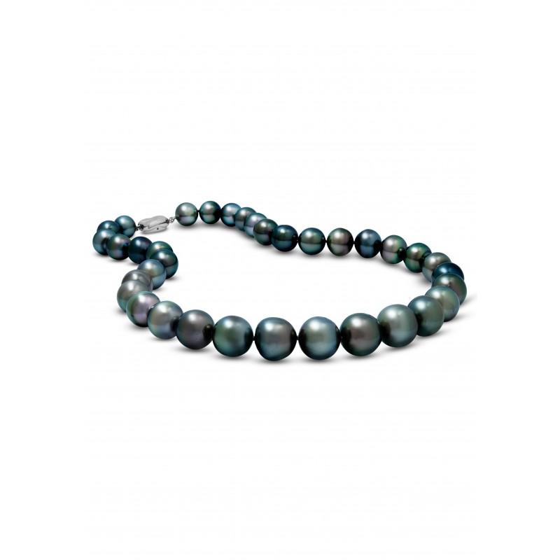 Luminous Tahitian Pearls Necklace