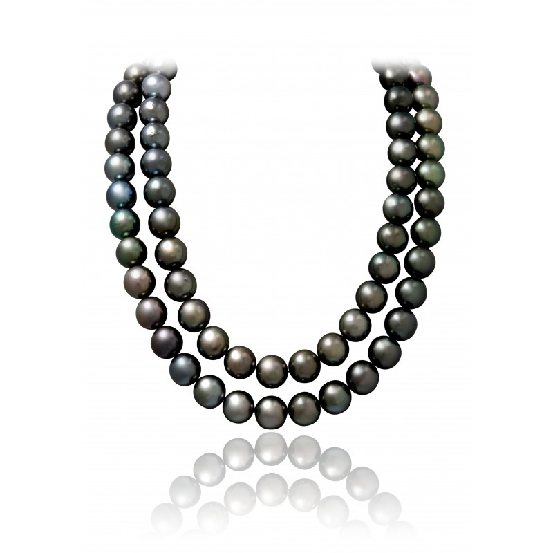 Stunning Tahitian Pearls Necklace