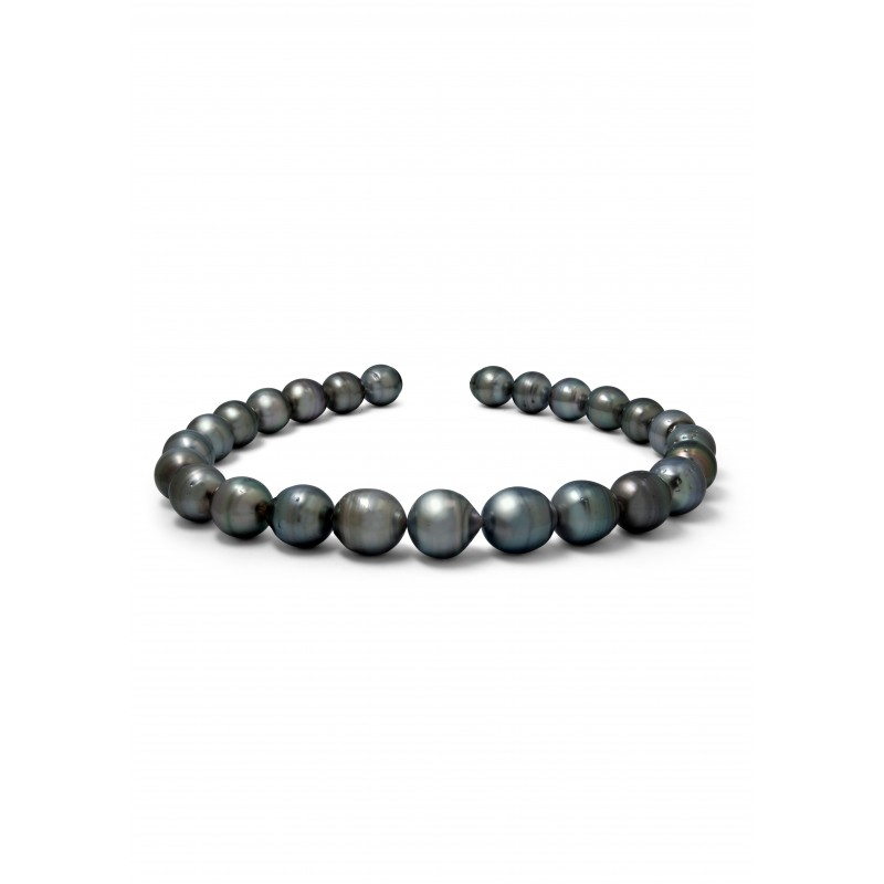 Timeless Tahitian Pearls Necklace