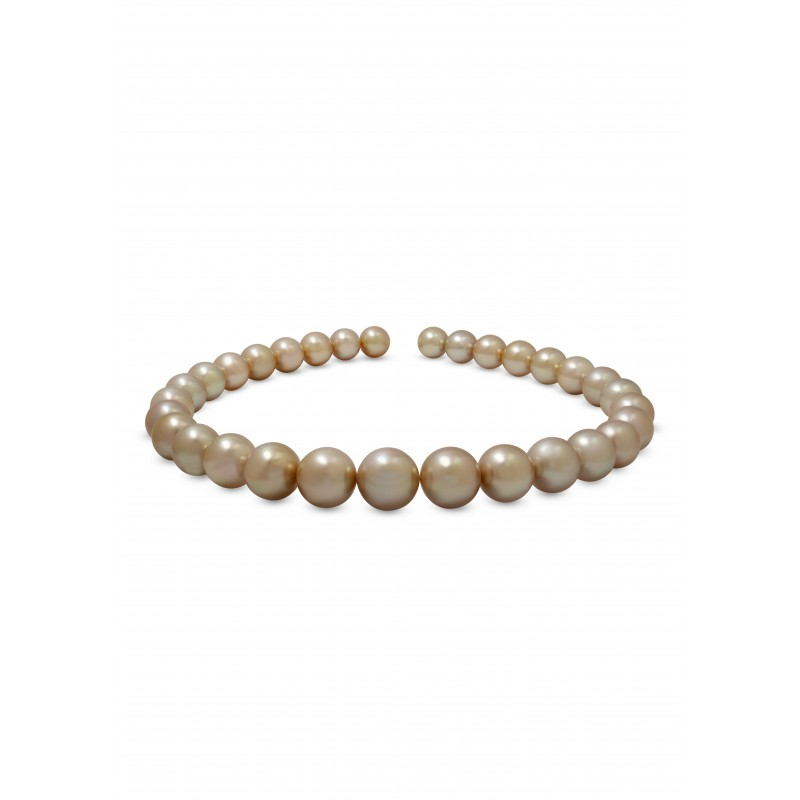 Exquisite South Sea Pearls Necklace