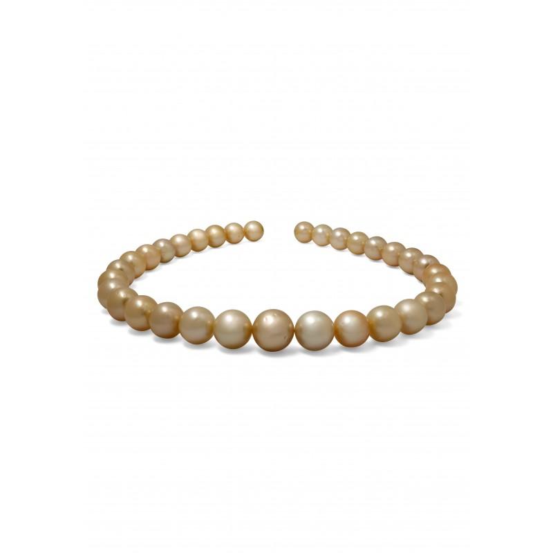 Elegant South Sea Pearls Necklace